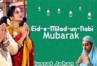 নুসরাত-জাহানকে-ভন্ড-বলে-জাহান্নামের-ভয়-দেখালেন-মুসলিমরা