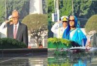 শিখা-অনির্বাণে-রাষ্ট্রপতি-ও-প্রধানমন্ত্রীর-শ্রদ্ধা