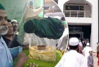 নারায়ণগঞ্জে-বিশ্বনবীর-পবিত্র-দাড়ি-প্রদর্শনী