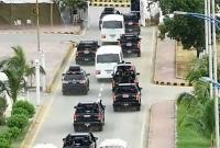 রাষ্ট্রপতির--প্রেসিডেনশিয়াল-নিরাপত্তা--দিয়ে-নিয়ে-যাওয়া-হলো-টাইগারদের