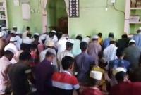 শতাধিক-মুসল্লি-নিয়ে-জুমার-নামাজ-আদায়-ইমাম-আট-ক