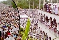 জানাজায় লাখো মানুষ, ব্রাহ্মণবাড়িয়ার সেই এলাকার বাসিন্দাদের করোনার উপসর্গ নেই