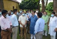 বাসযোগ্য বাংলাদেশ গড়তে বৃক্ষরোপণের বিকল্প নেই : এমপি গোপাল