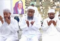 আহমদ-শফীর-রুহের-মাগফিরাত-কামনায়-সৌদির-মসজিদে-নববিতে-দোয়া