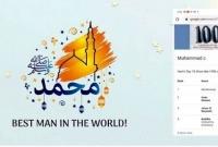 হজরত মুহাম্মাদ (সা.) গুগল র্যাংকিংয়ে বিশ্বের সেরা মহামানব!