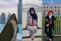 মাত্র-তিন-দিনে-বিশ্বভ্রমণের-রেকর্ড-গিনেস-বুকে-এই-মুসলিম-নারী