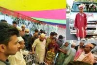 বৌভাত অনুষ্ঠানে বরের জানাজা, কনে হাসপাতালে