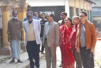 মন্দিরের প্রতিমা ভাংচুরকারীরা স্বাধীনতার পরাজিত শক্তি : এমপি গোপাল